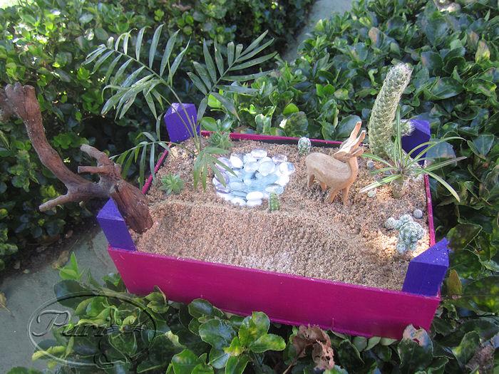 Mis manualidades y aficiones jardines en miniatura for Jardines en miniatura