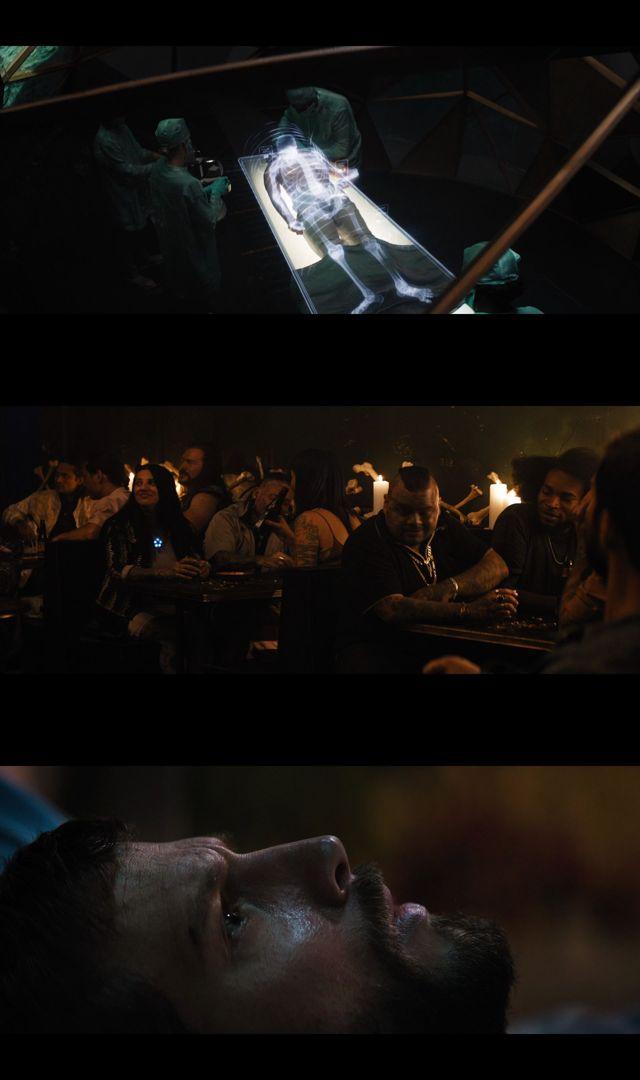 Upgrade (2018) HD 1080p y 720p Latino