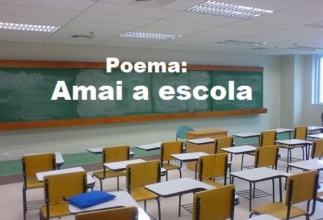 Mensagem para o dia dos professores: Poema