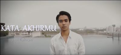 Kata Akhirmu - Ariff Bahran