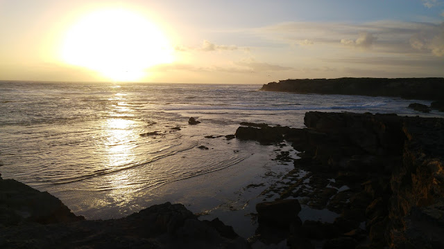Thunder Point Warrnambool, Thunder Point Warrnambool Sunset