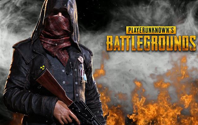 Королевская битва - PlayerUnknown's Battlegrounds, игра 2017 года.