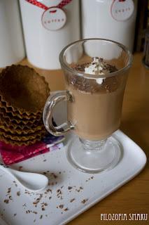 (Pudding czekoladowy