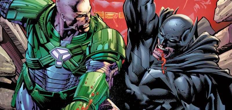 Batman: Prison Planet - Parte 1