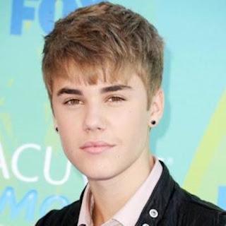 Model rambut Justin Biber