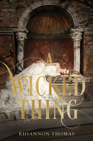 A WICKED THING REVIEW - kariny's book frenzy