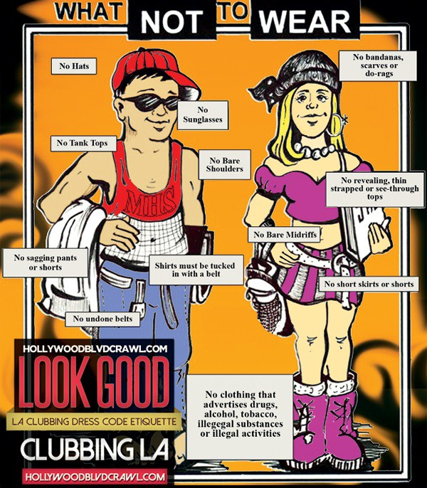 club wear guide göteborg
