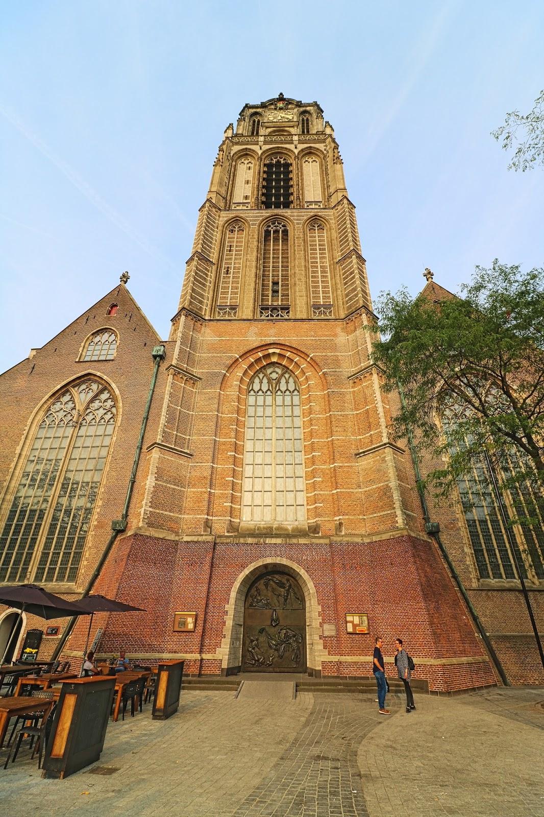 Holandia, kościół, podróże