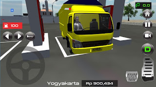 IDBS Indonesia Truck Simulator  MOD APK v1.1 Terbaru Gratis Download