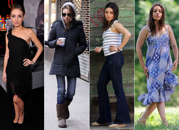 Mila Kunis Weight Gain For Movie   When I gained it back
