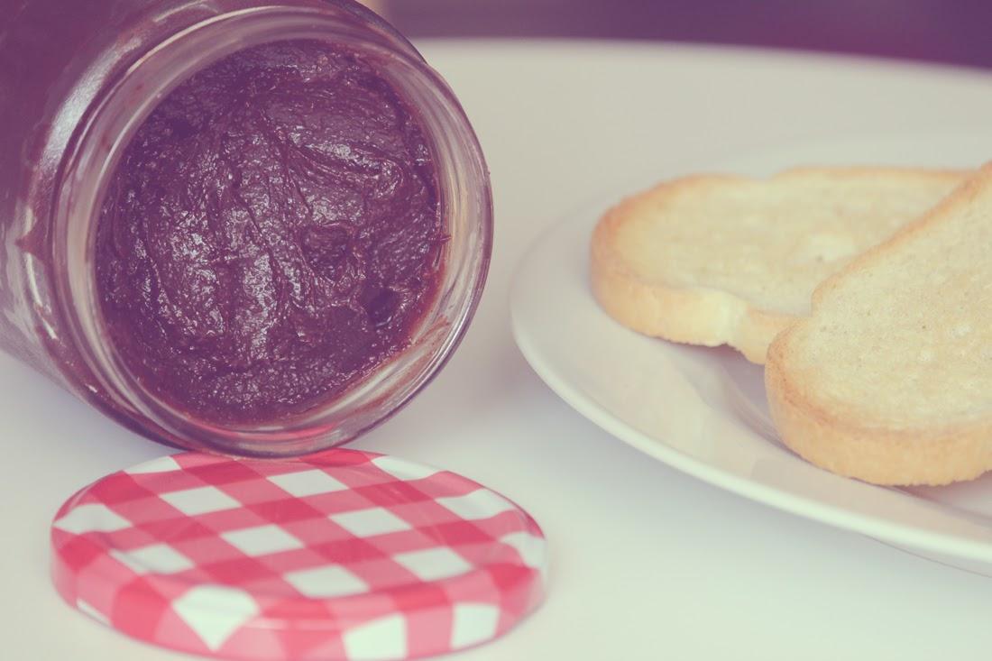 Nutella casera receta crema de cacao y avellanas