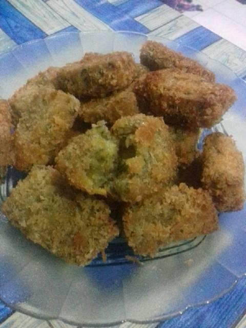 Resep nuget ayam ala rumah makan ciwidey