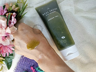 real fresh skin detoxer teksture