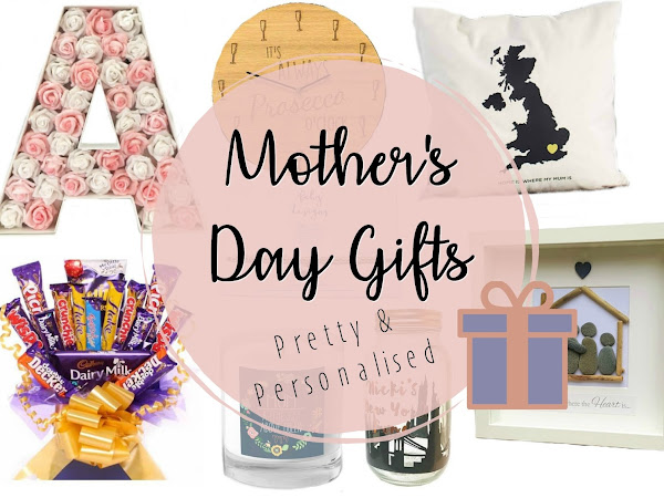 Mother's Day Gifts | Pretty & Personalised