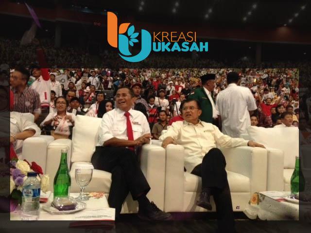 sewa sofa oleh pak Jusuf Kalla
