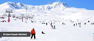 Erciyes Kayak Merkezi – Kayseri