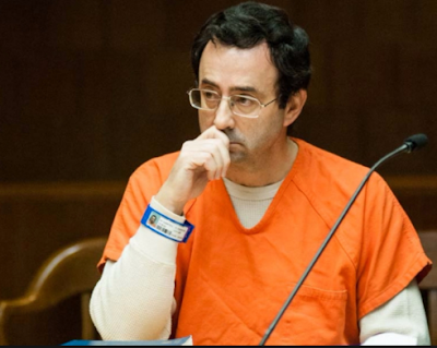 US gym doctor, Larry Nassar is accused of sexually assaulting over 100 girls and women