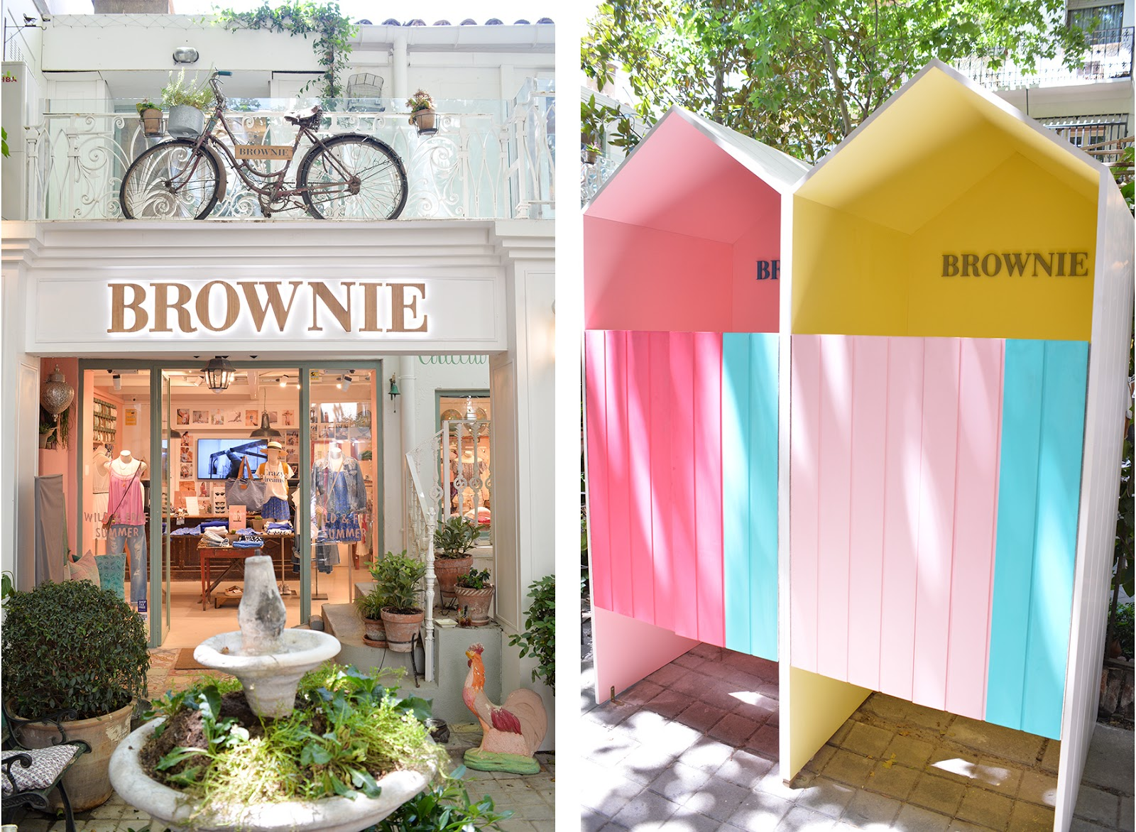 brownie hermosilla madrid fashion shopping guide