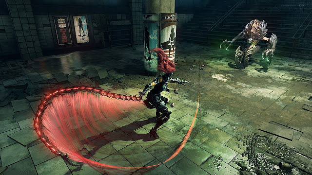 Compartido el primer gameplay de Darksiders 3