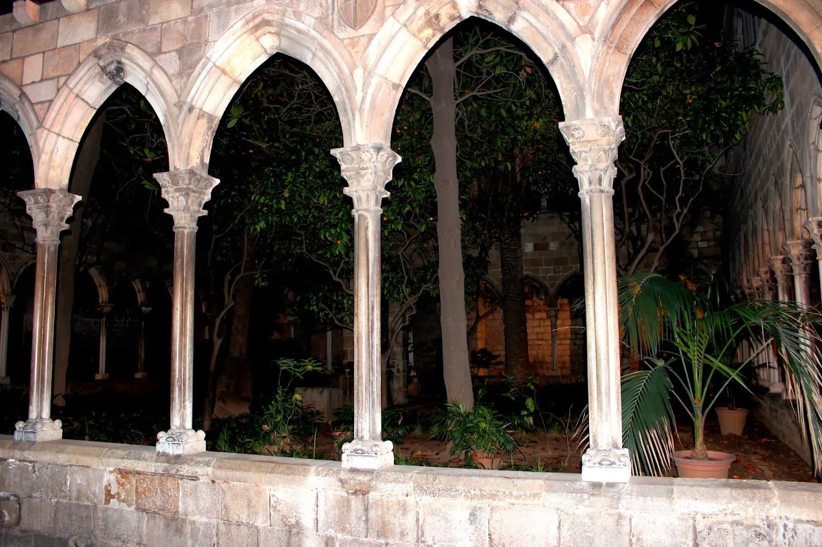 Iglesia de Santa Ana en Barcelona
