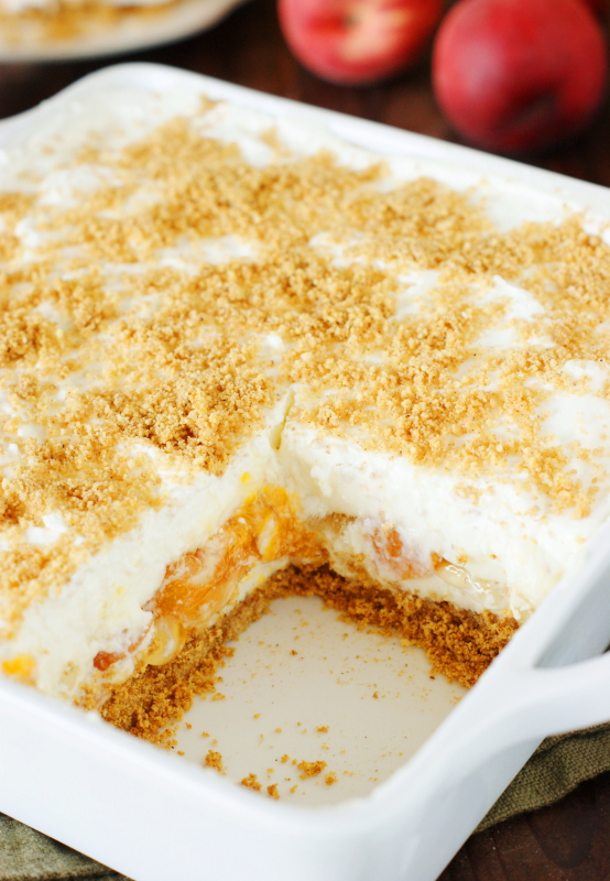 Easy Graham Cracker Cake