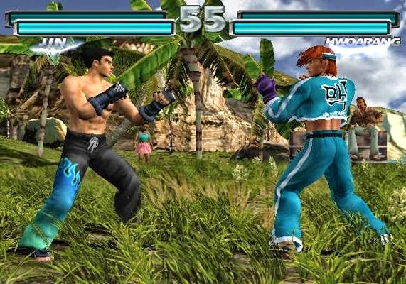 Tekken 4 For Pc Free Download Full Version Highly Compressed