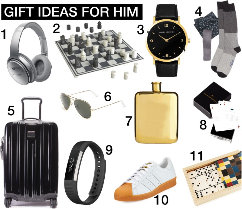 Holiday Gift Ideas For Him, www.jadore-fashion.com