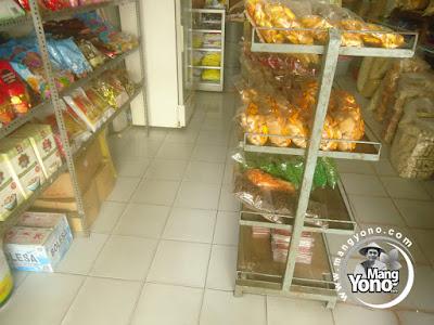 Toko Makanan Khas Pulau Bangka