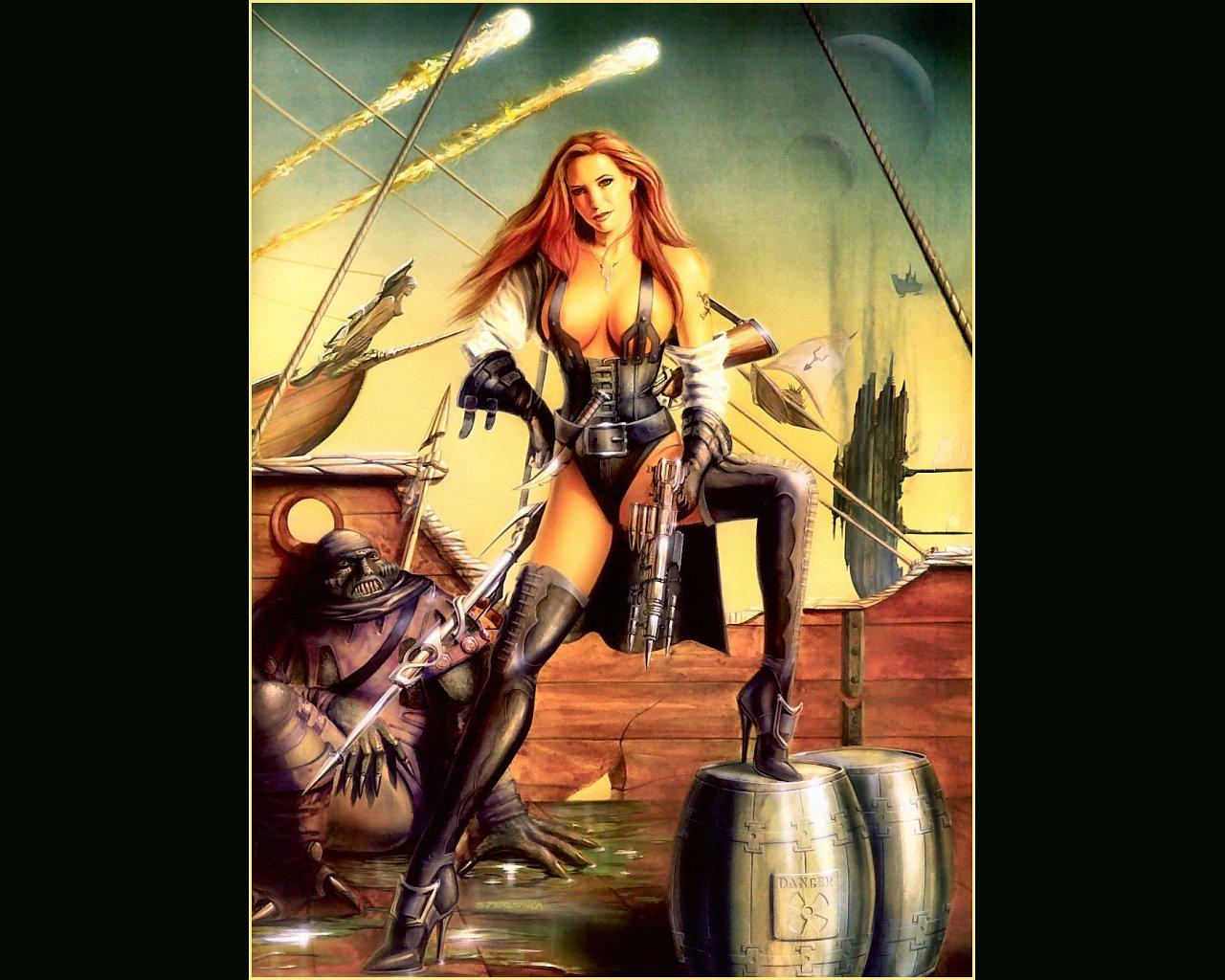 Pirate Babes 65