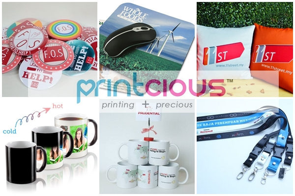 Corporate Gift Ideas You Can Get From Printcious