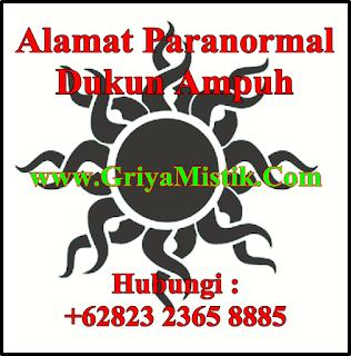 Alamat Paranormal Dukun Ampuh