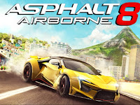 Asphalt 8 Apk + Mod Free Shopping Anti-Ban 3.2.2a