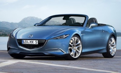 The Mazda MX-5 Entertainment Features: 9 total speakers, bose premium brand stereo system