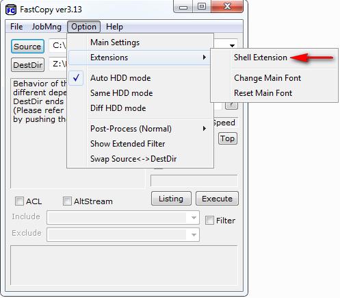 Uso y configuración de FastCopy, la mejor herramienta para el copiado de archivos en Windows - El blog de HiiARA