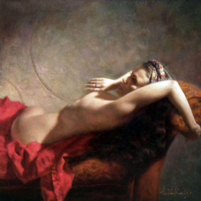 Love letters to my wife | Hamish Blakely | British Figurative painter