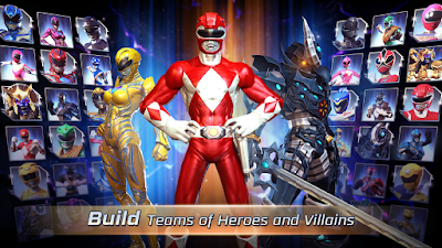 Power Rangers: Legacy Wars Review