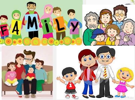 6 Tipe Keluarga Berdasarkan Pembawaannya