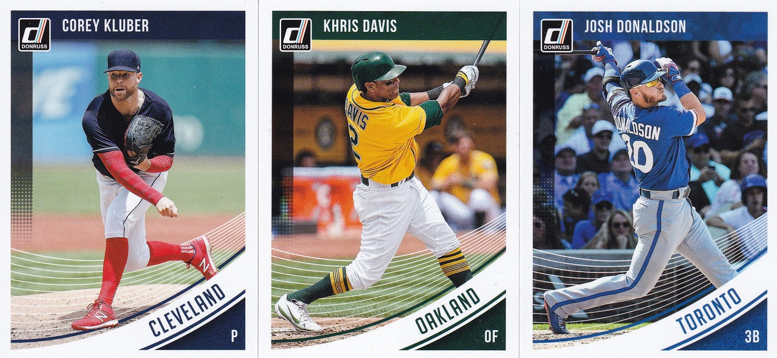 Nothing If Not Random 2018 Donruss Baseball Cards Blaster Box
