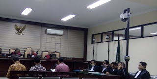 Mantan Pimpinan Dewan Minta Hakim Proses Semua Anggota Dewan , JPU KPK : Tunggu Putusan