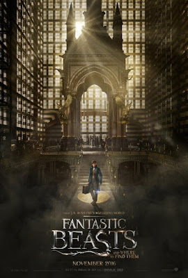 Uncoming Movie : Fantastic Beasts and Where to Find Them (2016)