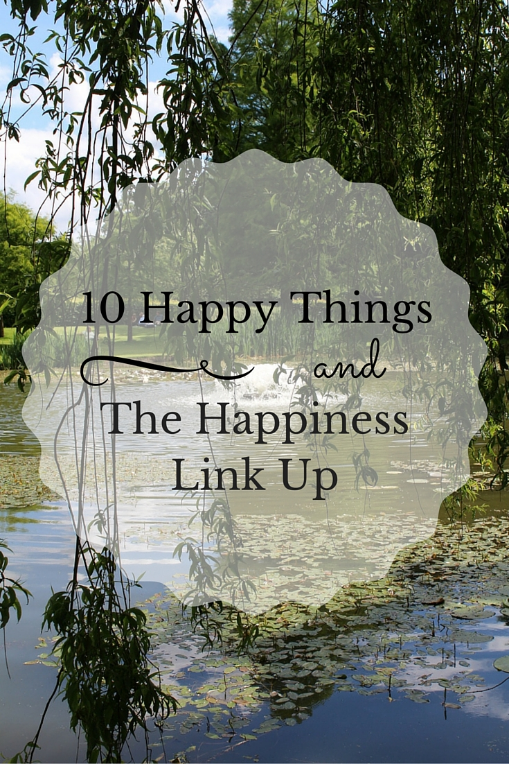 Ten Happy Things on Ginevrella