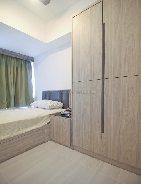 溱柏睡房室內設計,Park Signature bedroom interior design