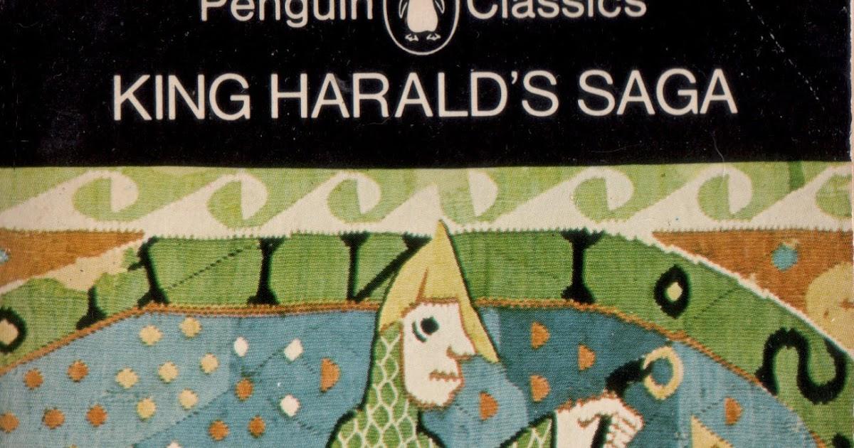 king haralds saga The paperback of the king harald's saga: harald hardradi of norway: from snorri sturluson's heimskringla by snorri sturluson at barnes & noble free.