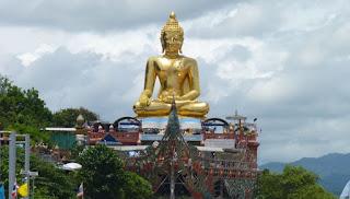 Triángulo del Oro o Golden Triangle de Tailandia.