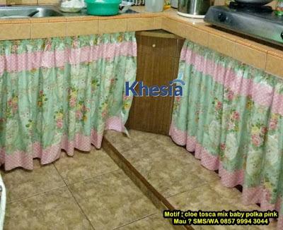 gorden untuk dapur