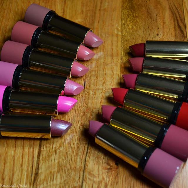 lipstick bullets