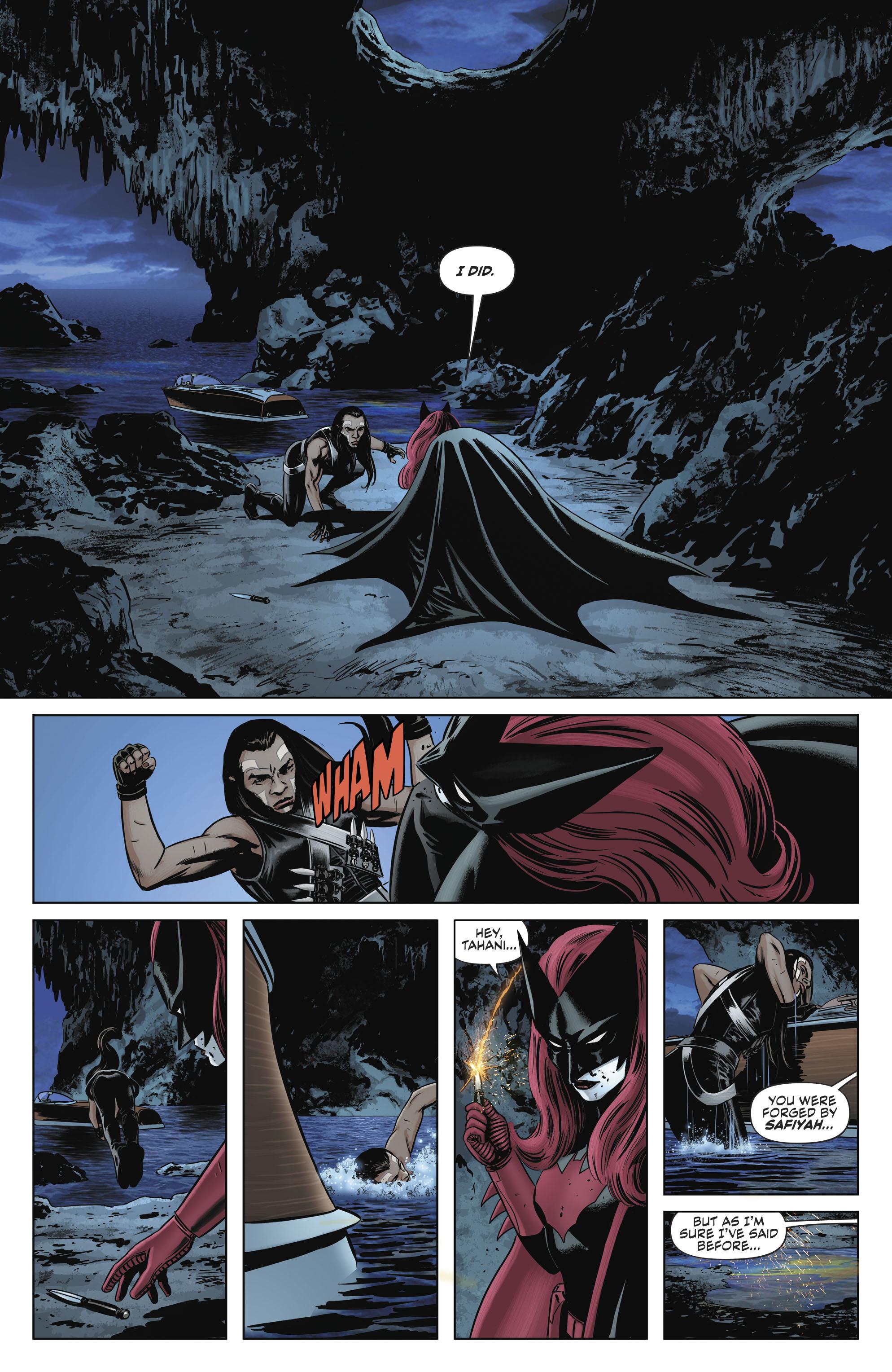 Read online Batwoman (2017) comic -  Issue #4 - 14