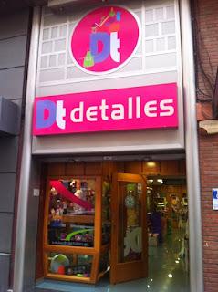 Fachada de Dtdetalles Alicante