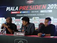 PSS Sleman Siap Tempur Hadapi Group D Piala Presiden