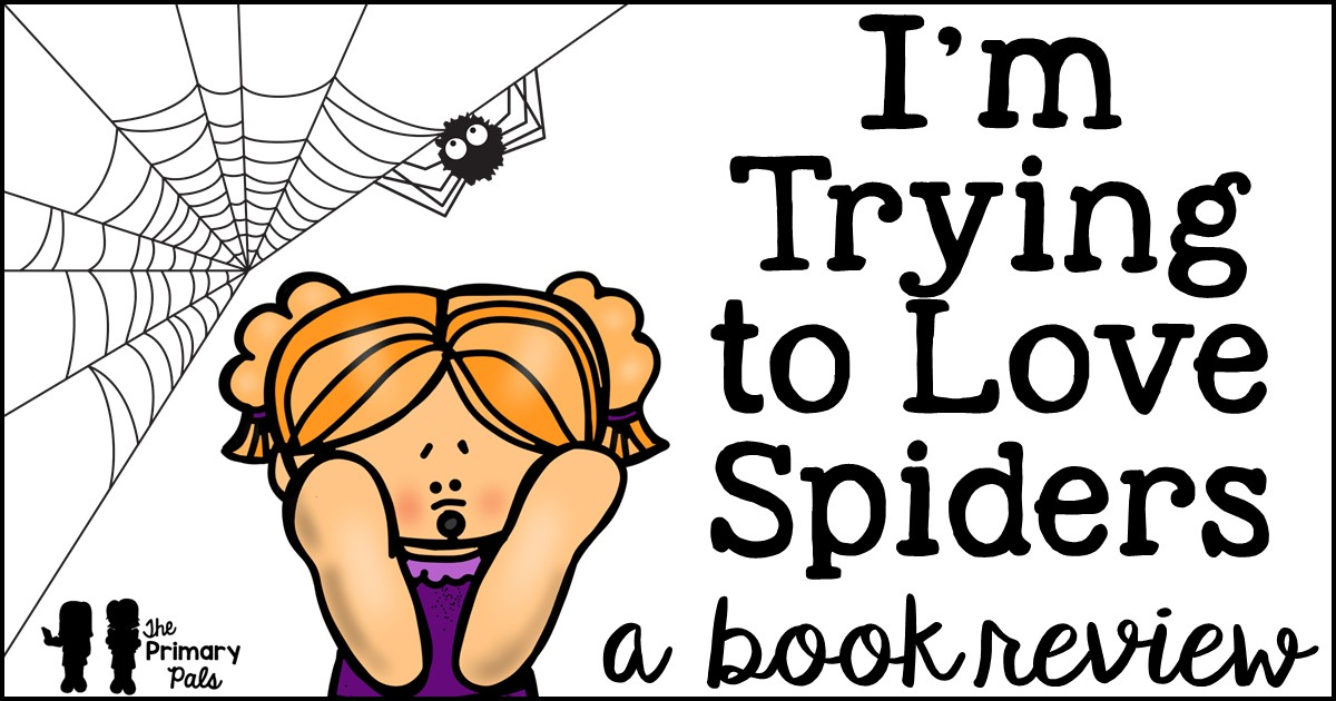 """I'm Trying to Love Spiders"" is written and illustrated by Bethany Barton and was a 2016 Children's Choice Book Award winner. Whether the word spiders bring fond memories of Charlotte or makes you want to run in the opposite direction, you'll enjoy this informational picture book!"